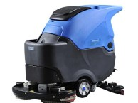 容恩R70BT工厂仓库用手推式洗地机物业保洁电瓶式