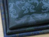 永固风尚现货供应40DPU膜涂层羽绒服面料针织弹力烫金化纤面料