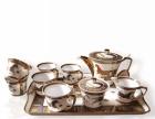 皇家咖啡具套装 达玺泰咖啡具茶具 欧式咖啡具高档陶
