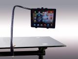 精心打造白色电脑平板支架ni人平airminipa通用ipad万