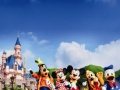DS1上苏杭+迪士尼乐园、长风海洋世界、宋城、上海夜景双飞6日
