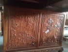 江门新会红木家具:柜子低价转让