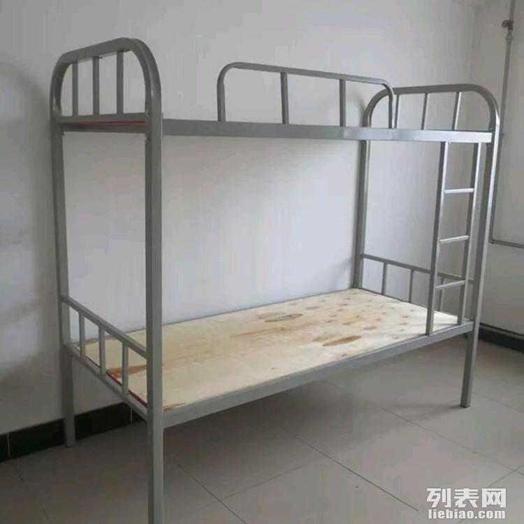 KS-学生宿舍铁架床提供参数/学生双层铁架床/宿舍铁架床