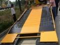 眉山平板运输车道路救援车公路清障车平板拖车厂家直销