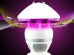 批发雅格5613 静音4个LED光催化灭蚊器灭蚊灯家用捕蚊器吸蚊灯