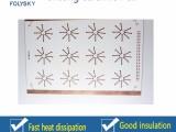斯利通为您提供单双面陶瓷PCB 高精密陶瓷线路板产品