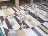 铭星LED火球吊灯铁艺餐厅灯个性酒店商场星球烟花吊灯