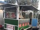 电动小食车出售8成新四轮12000元