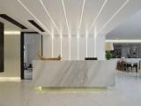 重庆写字楼办公室装修设计案例 重庆商业装修公司
