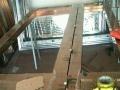 专业焊接不锈钢大门色板门,安装各种房间门