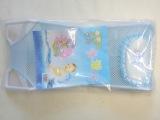婴儿沐浴床防滑,网目架式沐浴床.带枕头.宝宝洗澡架