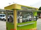 厂家直销手推餐车快餐车电动餐车流动早餐车多功能小吃车巴士餐车5000元