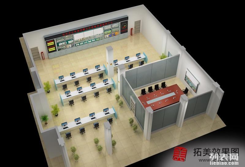 自由设计师做3D效果图服务惠州公司工程队装修建筑效果图