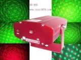 003红绿满天星声控舞台激光灯