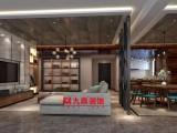 永川装修公司loft工业风装修设计