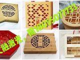 上海木板激光雕刻加工 卡纸月饼盒激光切割加工 彩纸激光镂空