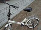 转让九成新自行车150元