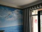 天津专业贴壁纸,壁画,壁布专业老师傅上门施工
