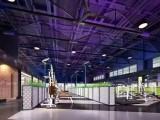江门竞界健身房 五星级健身房