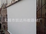 厂家定制高品质大型pvc白软下卷工程会议