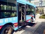 常州地区改装商务车侧门隐藏式轻薄型残疾人电动液压轮椅升降平台