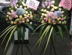 布吉周边开业花篮 会议用花讲台花桌花 植物墙施工