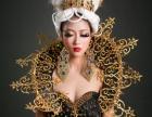 常德化妆培训学校、学化妆、学盘头、学美甲美容、韩式半永久化妆