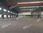 武汉蔡甸区奓山街1500平米一楼钢构厂房出租
