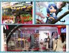 大丰市动漫店个性DIY创业打造自己的特色工厂