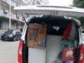 西安面包车租车搬家拉货