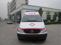 德阳120救护车出租正规公司带呼吸机救护车