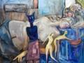 掌肥猫油画艺术交易网站