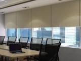 广州科学城窗帘办公室卷帘窗帘定做,科学城窗帘价格