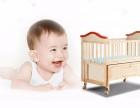 富贵宝贝168儿童床哄睡摇篮床多功能婴儿床实木摇床宝宝床