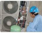 黄岛空调清洗 加氟 空调换管 更换压缩机 更换风扇