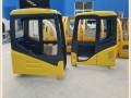 挖掘机驾驶室,挖掘机驾驶室生产厂家,道合PC200驾驶室