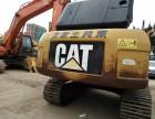 二手挖掘机卡特320D,低价出售,全国包送