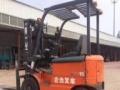合力 1-1.8吨 叉车         (仓库环保电动二手叉车