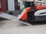 鹽城農業跨區用4.2米5噸收割機鋁梯