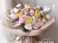 满足您的梦幻的花店梦想徐州达元教育花艺培训随到随学