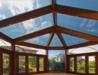 保宁铝合金门窗、阳光房、阳台护栏,厂家直销价格优惠