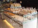 南京面包柜店面设计和面包柜台排布 面包柜台价格