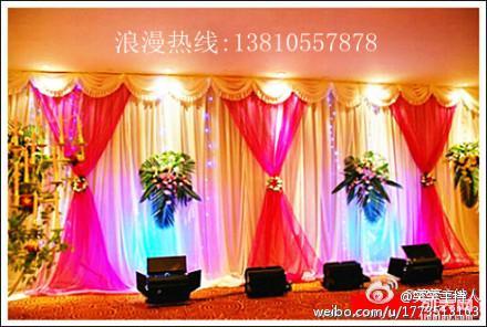 2017一一火了一吸引众多新人一北京鸿飞策划主持高雅精彩婚礼