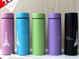 厂家直销不锈钢真空保温杯小直水杯可激光打标印刷