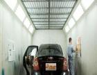 晋城防雨型室外汽车喷漆房 山东讯达专业安装 质量保证