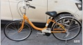 日本进口自行车 海员助力车 助力电动一体电单车 海员自行车