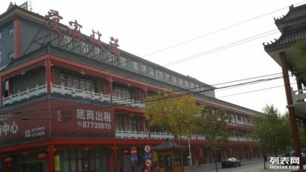 四惠东高碑店地下1800平米仓储出租;开发商直