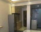 酒店式公寓 简欧式风格 租房子送空调
