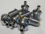 厂家批发 灯具配件 锁线器 拉力头 伸缩夹 灯饰五金吊灯配件