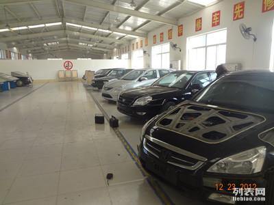 保定汽修学校技校-车间里的学校培养汽车修理技师的摇篮